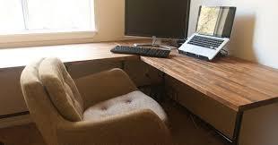Diy Wooden Computer Desk by Insideways Diy Custom Desk