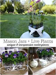 jar flower arrangements easy jar flower arrangements with live plants