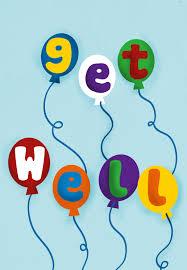 kids get well soon balloons free get well soon card greetings island