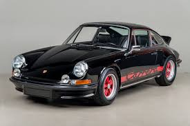 porsche 911 model history this 1973 porsche 911 rs has an history rennlist