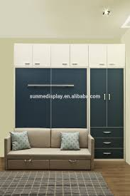 modern transformable custom made murphy bed mechanism sofa wall
