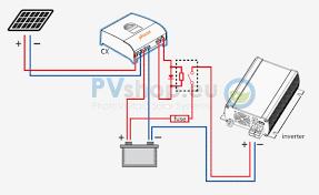 inverter wiring diagram pdf circuit diagram images