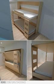 Best 25 Bunk Bed Designs Ideas On Pinterest Fun Bunk Beds Bunk by Best 25 Foldable Bed Ideas On Pinterest Folding Bed Mattress