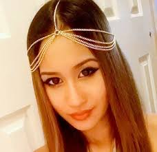 chain headband aliexpress buy new 1pc bohemia style pretty chain