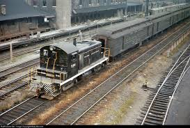 Photo nyc 591 new york central emd sw1 at