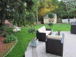 a well balanced backyard by mento landscape and paving mento