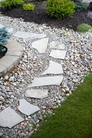 calculating the amount of gravel to buy for your garden
