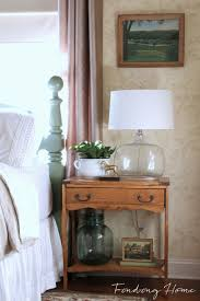 How To Decorate A Side Table by Guest Bedroom Decorating A Welcoming Makeover Finding Home Farms