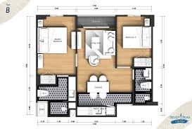 The Seawind Floor Plan by Fascinating 40 Condo Floor Plans 2 Bedroom Inspiration Design Of