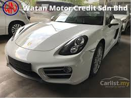 porsche cayman 2014 porsche cayman 2014 2 7 in kuala lumpur automatic coupe white for