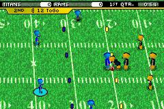 Backyard Sports Football Play Backyard Sports Football 2007 Online Gba Game Rom Game