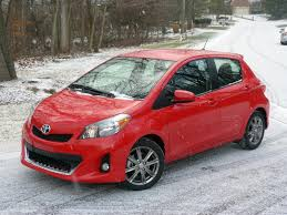 2012 toyota yaris reviews yaris se front quarter photo courtesy michael karesh the