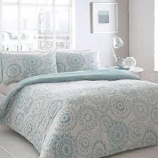 Duck Egg Blue Duvet Sets Blue Duvet Covers U0026 Pillow Cases Home Debenhams
