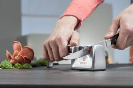 how to sharpen kitchen knives at home how to find the best wusthof knife sharpener reviews on the market