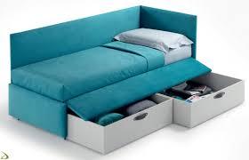 divanetto letto singolo divano letto per cameretta bimbi ceos arredo design