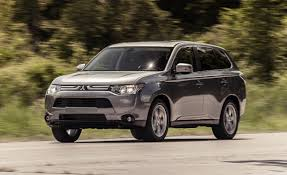 mitsubishi outlander 2016 black 2014 mitsubishi outlander gt test u2013 review u2013 car and driver