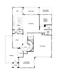 revere floor plan at northlands passage collection in peoria az