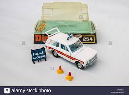 toy range rover dinky toy range rover police car stock photo royalty free image
