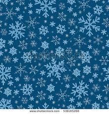 vector seamless hand drawn simple snow stock vector 532796230