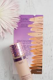 tarte light medium neutral tarte shape tape foundation bit bauble