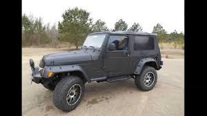 jeep vinyl wrap wrapro graphics black carbon fiber jeep wrap youtube