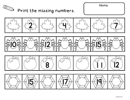 counting numbers 1 to 20 best 25 counting to 20 ideas on kindergarten math 20