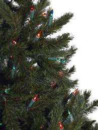 artificial christmas trees multi colored lights rocky mountain pine artificial christmas tree balsam hill
