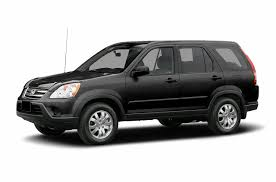 2006 honda cr v new car test drive