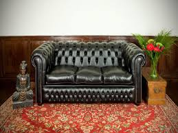 canapé canapé chesterfield cuir inspiration canap chesterfield