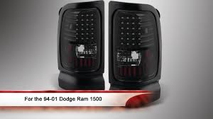99 dodge ram led lights 94 01 dodge ram 1500 led lights