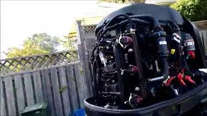 mercury optimax 200hp replace engine coil youtube