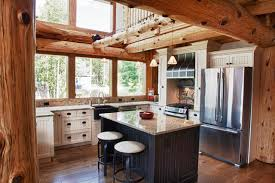 log home kitchen ideas log house kitchens ideas the architectural