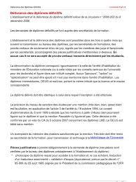 bureau des diplomes 8 article pdf delivrance des diplomes definitifs pdf