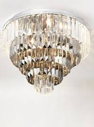 Bhs Crystal Chandeliers Large Paladina Flush Light Ideas For The House Pinterest
