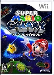 amazon super mario galaxy japan import video games