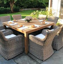 Comfy Patio Chairs Kingsley Bate Outdoor Furniture Outdoor Furniture Dining Set