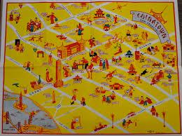 San Francisco Maps by Chinatown San Francisco Map Michigan Map