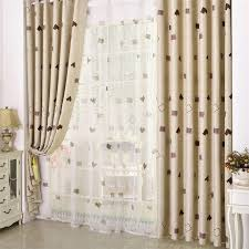 Patterned Blackout Curtains Contracted And Contemporary Patterned Blackout Curtains