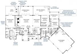 house plans with inlaw suite archival designs announces top luxury house plan for 2012