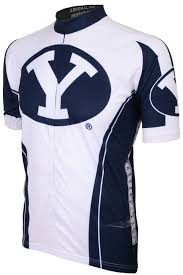 Byu by Amazon Com Ncaa Byu Cougars Cycling Jersey Sports U0026 Outdoors