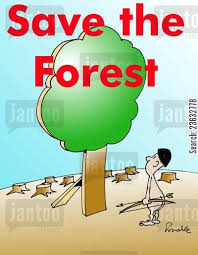 Save The Trees  Deforestation