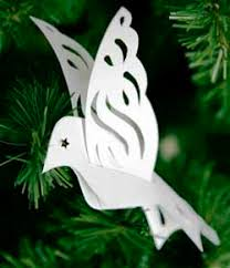 make paper ornaments