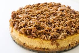 spiced pumpkin cheesecake recipe on food52
