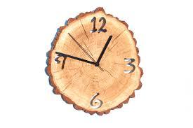 kitchen stunning oak clock unique wall clocks wood big