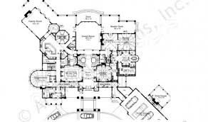Octagonal House Plans Karol Wood Mansion House Plans Luxury House Plans