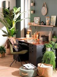 bureau de tendances tendencia decorativa garden maisons du monde decoración