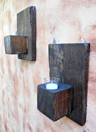 Driftwood Wall Sconce 25 Cherry Wood Wall Candle Sconces Driftwood Wall Candle Sconces