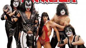 Rock Roll Halloween Costumes Kiss Vampirella Rock U0027n Roll Legends Meet Horror Comics Icon