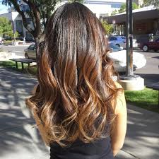 Colours For Highlighting Hair Balayage Ombre Hair Color For Brunettes With Dark Caramel Subtle