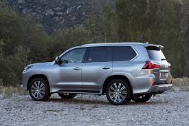 lexus lx features updated 2016 lexus lx 570 emerges with dramatic new face more